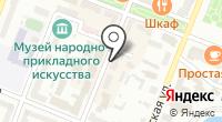 Проноут на карте