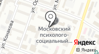 Автострой на карте