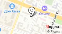 MegaКом на карте