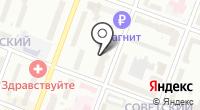 ВДГБ на карте