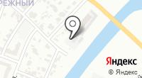 Берег Йошкар-Ола на карте