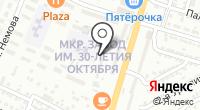 Купифон на карте