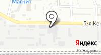 Автоцентр на Керченской на карте