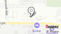 Производственно-коммерческая фирма на карте