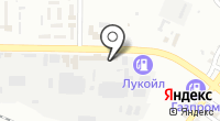 Фаэтон на карте
