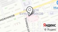 Городская клиническая больница №5 на карте