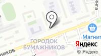 ЖЭК-2 на карте
