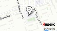 Средняя общеобразовательная школа №29 на карте