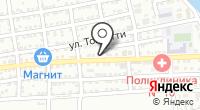Детская библиотека №14 на карте