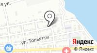 Наримановская центральная районная поликлиника на карте