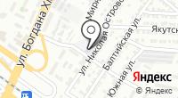 Детский сад №104 на карте