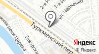 Автомалярная мастерская на карте