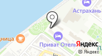 Арбитражный суд Астраханской области на карте