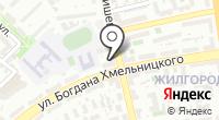 Снабженческое предприятие на карте