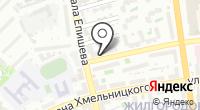 Служба доставки товаров IKEA на карте