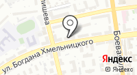 Реганд на карте