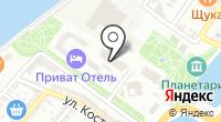 ВИС на карте