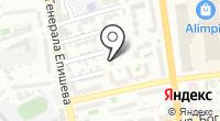 Фундамент на карте
