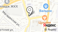 Уютный уголок у Елены на карте