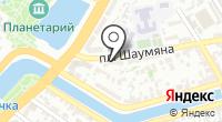 Астрахань Медтехторг на карте