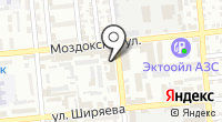 Магазин автостекла на карте