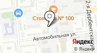Центр по противодействию экстремизму Управления МВД России по Астраханской области на карте