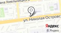 Линия Комфорта на карте