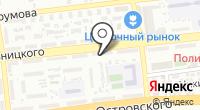 Твой тур на карте
