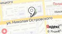 Кристофер на карте