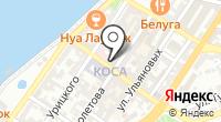 Астраханский государственный театр кукол на карте