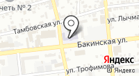 Средняя общеобразовательная школа №11 им. Г.А. Алиева на карте