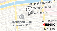 Медиаком на карте