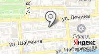 Управление земельными ресурсами Администрации г. Астрахани на карте