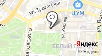 Сапфир на карте