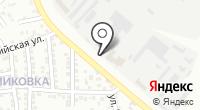 Центр профессиональной подготовки Управления МВД России по Астраханской области на карте
