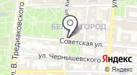 Антиквар на карте