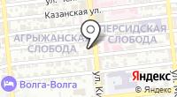 Арт Ривер на карте