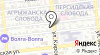 На пару на карте
