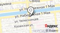 Унция на карте