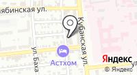 Металлообрабатывающая фирма на карте