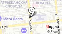 Детская библиотека №19 на карте