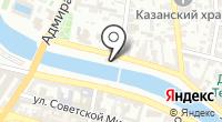 Грибоедов на карте