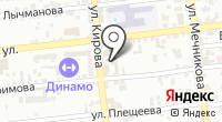 Некоммерческое партнерство по содействию развитию частной охранной деятельности по Астраханской области на карте