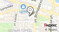 Астрахань-Телефоника на карте