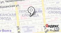 Гинецей на карте