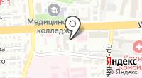 Каспи-Трейд на карте