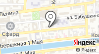 МегЛстрой на карте