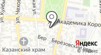 Управление муниципального заказа Администрации г. Астрахани на карте
