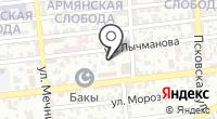 Архив Каспийской флотилии на карте