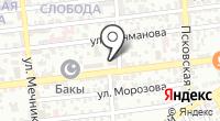 Сталивар-ОВ на карте